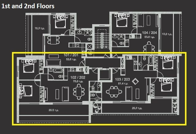 plan 1st floor - Copy