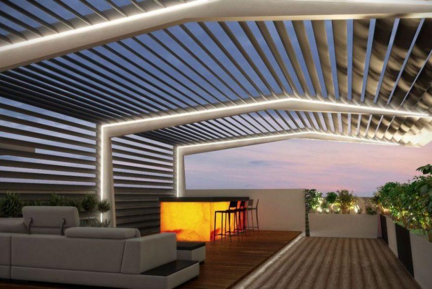 roof Garden bare