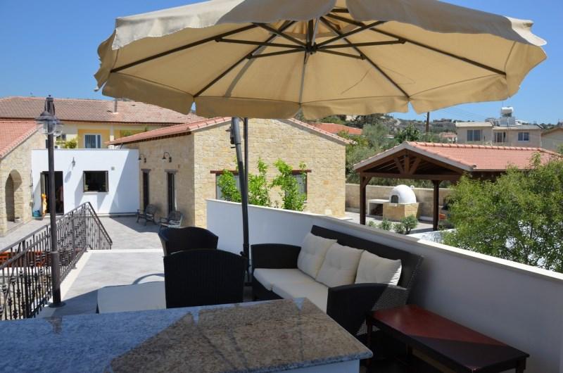 top veranda from bar