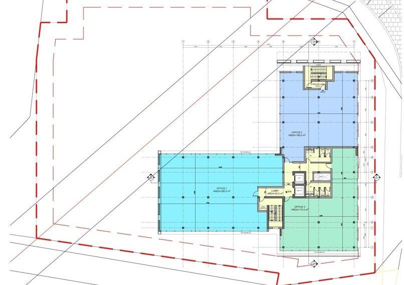 typ floor plan