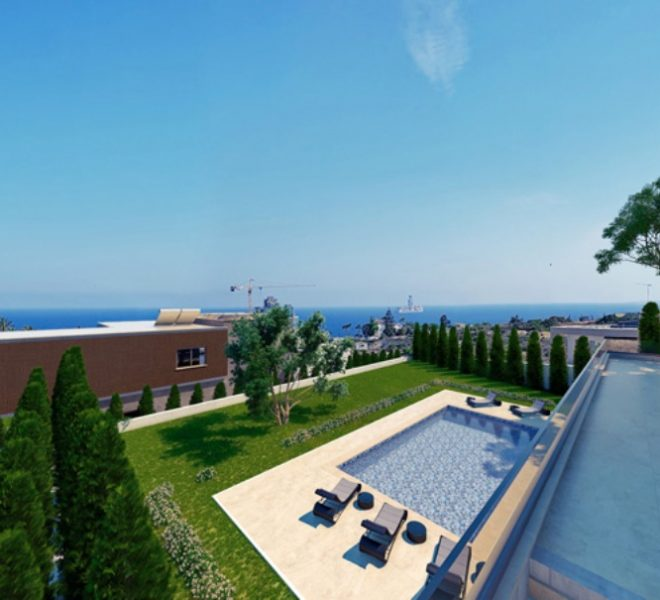 villa 2 day view