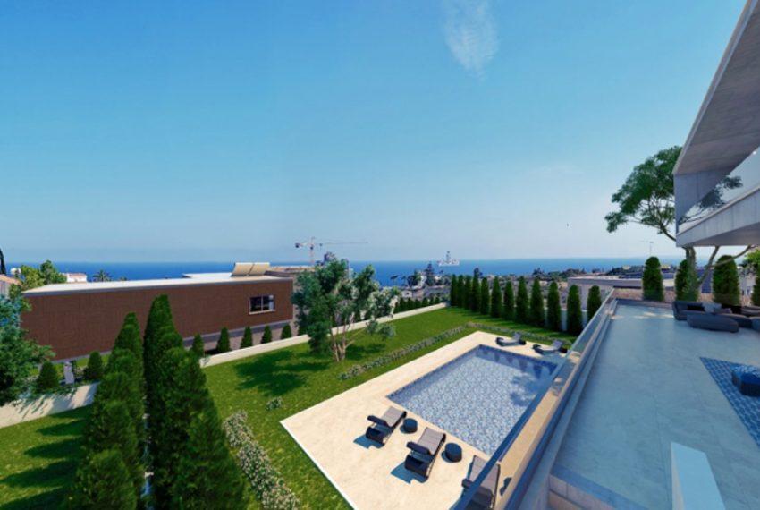 villa 2 day view