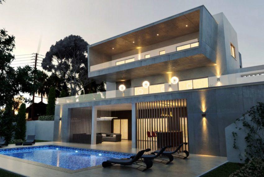 villa 2 p view