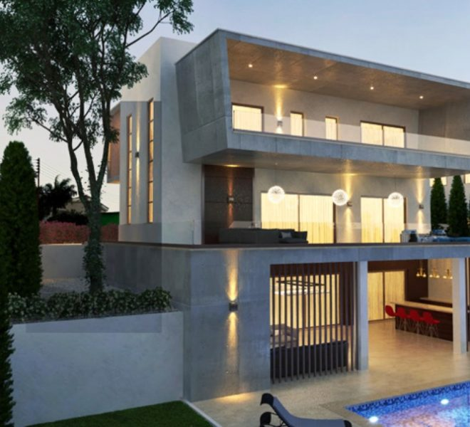 villa 2 side p view
