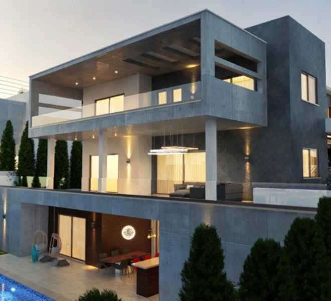 villa 3 exter