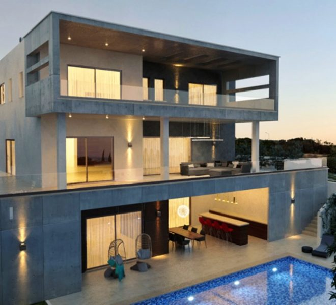 villa 3 s p view